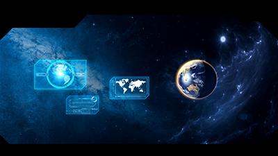 爱普生视频动画投影秀